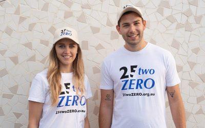 25twoZERO — Charity Partner