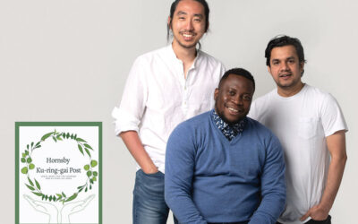 Mentoring Men Showcased In Local Newspaper